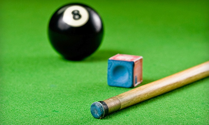 Olympic Billiards & Bar - Beltline: $30 for 10 Hours of Pool and Ping-Pong for Up to Four at Olympics Billiards & Bar ($100 Value)