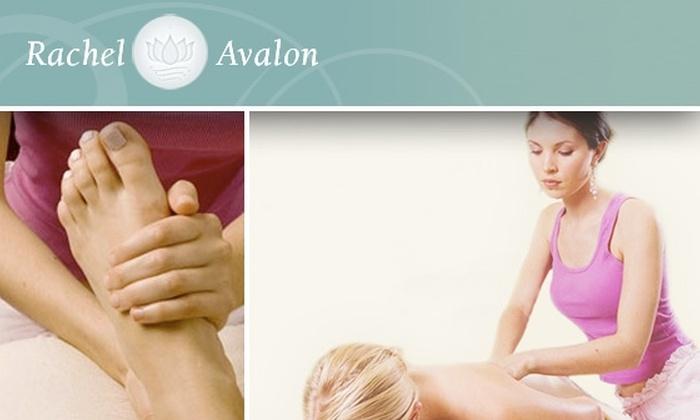 Rachel Avalon - Mid-Wilshire: $54 for One-Hour Massage or Reflexology Treatment at Rachel Avalon