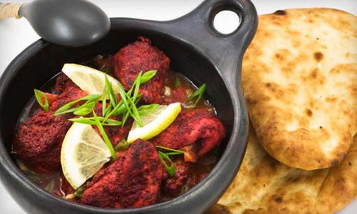 Taste of India - Merrillville: $20 for $40 Worth of Indian Cuisine at Taste of India in Merrillville