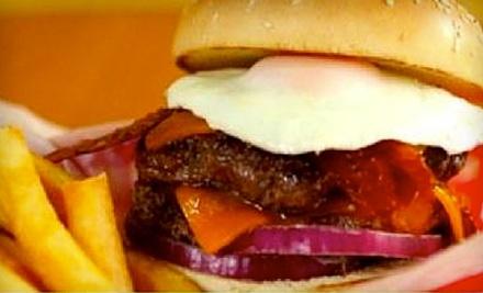$10 Groupon to Bunz Burgerz - Bunz Burgerz in Louisville