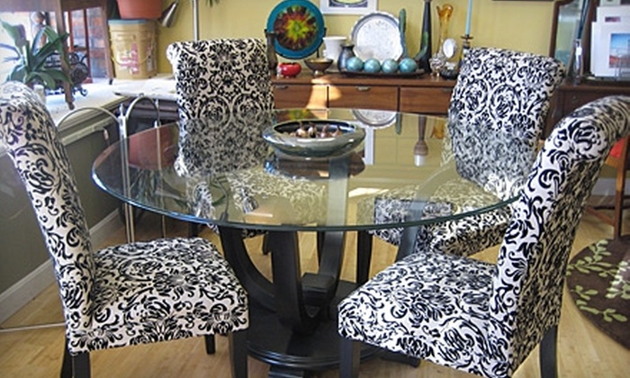 eddigan's - Medford: $30 for $100 Worth of Gently Used, Upscale Vintage and Modern Furniture at eddigan's