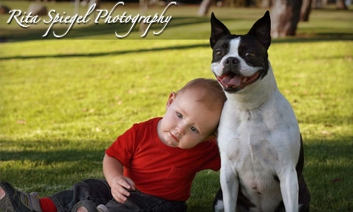 Rita Spiegel Photography - Carlsbad: $59 for One-Hour, Location Photo Session and Photo CD from Rita Siegel Photography ($325 Value)