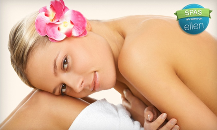 Planet Beach Contempo Spa - French Quarter: $20 for One Week of Up to Seven Spa Services  at Planet Beach Contempo Spa (Up to $273 Value)