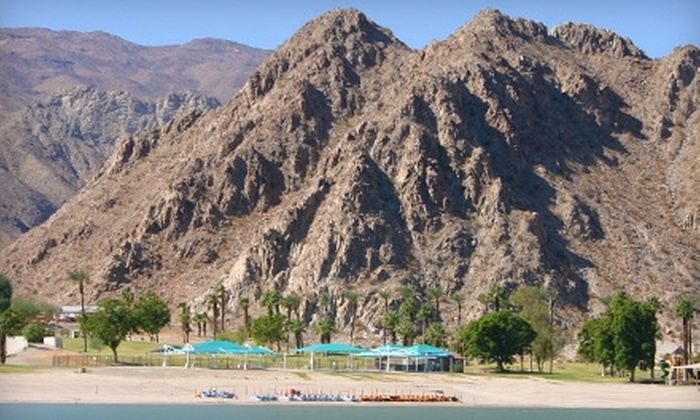 Lake Cahuilla Recreation Area - La Quinta: Two Nights of Tent Camping or Two Nights of RV Camping at Lake Cahuilla Recreation Area