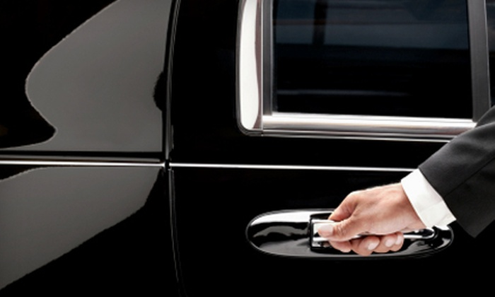 Your Personal Driver - Multiple Locations: $50 for $100 Worth of Limousine Transportation from Your Personal Driver