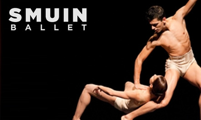 Smuin Ballet - Multiple Locations: $30 for One Orchestra-Level Ticket to Any of Smuin Ballet's Spring Program Performances ($56 Value)