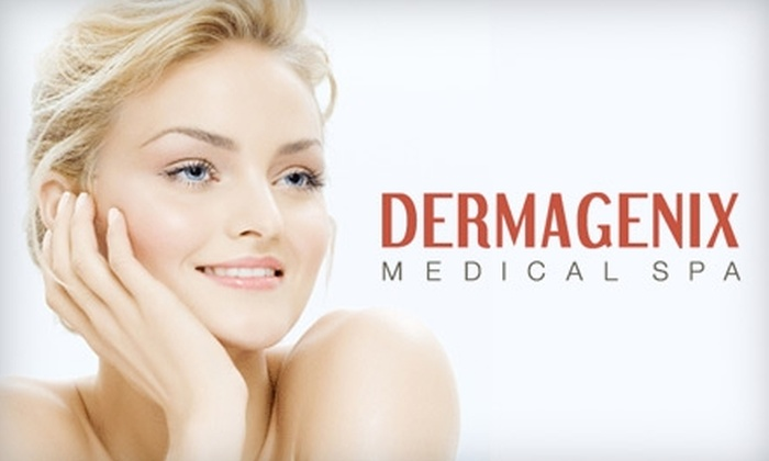 Dermagenix Medical Spa - Gulfton: $120 for 20 Units of Botox at Dermagenix Medical Spa ($240 Value)