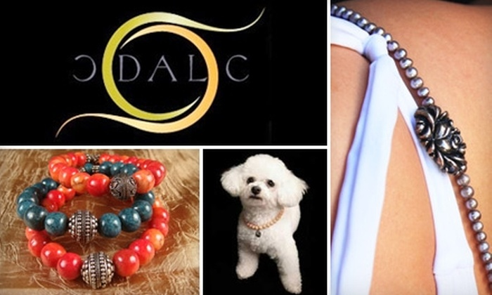 CDALC Designs  - Miami: $35 for a Handmade Bracelet Plus Shipping from CDALC Designs ($76.18 Value)