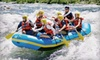Coal Tubin' - Southmont: Guided Whitewater-Rafting or Inflatable-Kayak Trip with a Light Lunch for Two or Four at Coal Tubin' (Up to 53% Off)