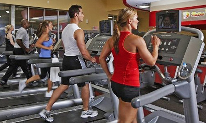 Retro Fitness - Carle Place: Two or Three Months of Gym Membership with Personal Training at Retro Fitness (Up to 93% Off)