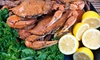 Steamers Seafood House - OUT OF BUSINESS - Bethesda: Seafood and American Cuisine at Steamers Seafood House in (Half Off). Two Options Available.