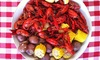 Eat: An Oyster Bar - Boise-Eliot: $29 for $40 Worth of Cajun Food, Seafood, and Drinks at EaT: An Oyster Bar