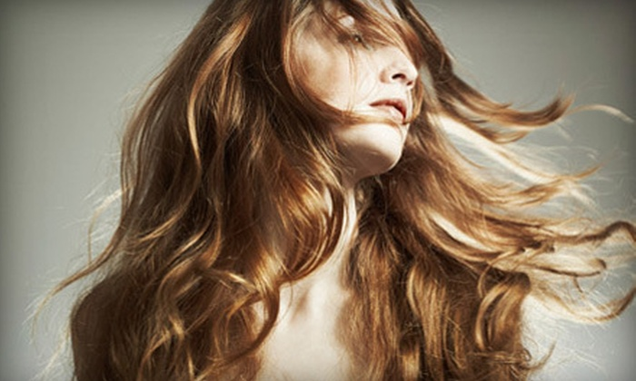 The Lather Lounge - The Lather Lounge: $50 Worth of Cuts, Coloring & Hair Treatments