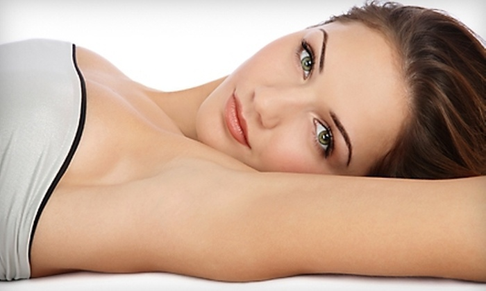 Sleek Laser & Skin Center - Northwest Harris: Six Laser Hair Removal Treatments on Small, Medium, or Large Areas at Sleek Laser & Skin Center (Up to 85% Off)
