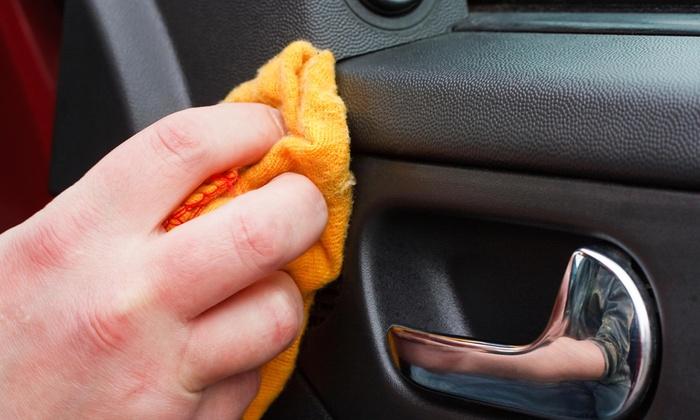 Auto Salon Carwash - Crete: $68 for $130 Worth of Interior Auto Cleaning — Auto Salon Carwash
