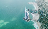 Dubai City Tour with an Optional Doorstep Pick-Up for Up to Four with Desert Tour UAE (Up to 54% Off)