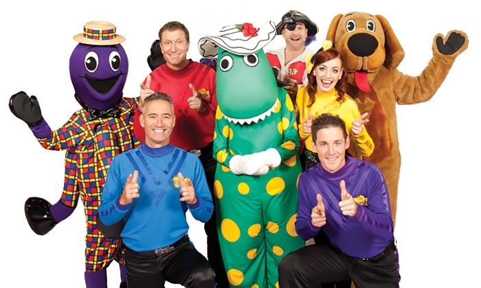 The Wiggles - Rialto Square Theatre: The Wiggles on Saturday, October 17, at 1 p.m. or 4:30 p.m.