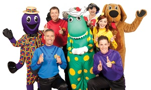 The Wiggles: The Wiggles on Saturday, October 17, at 1 p.m. or 4:30 p.m.