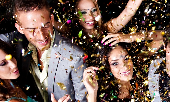 Majestic Events - Multiple Locations: $199 for Admission to a New Year's Eve Party from Majestic Events ($250 Value)