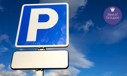 Three, Five, or Seven Days, or Three Months of Valet Parking at Park-N-Go Airport Parking (Up to 81% Off)