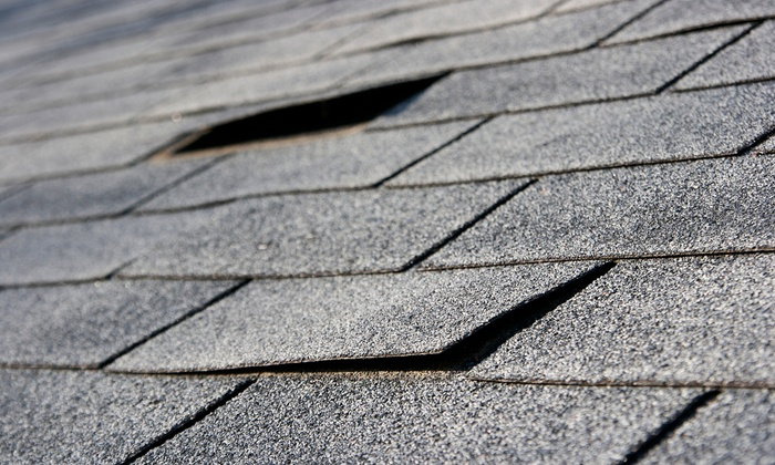 City Roofing - Princeton-Goulds: $275 for $550 Worth of Services at City Roofing