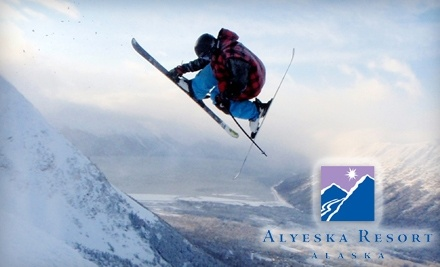 Alyeska Resort: Adult Lift Ticket - Alyeska Resort in Girdwood