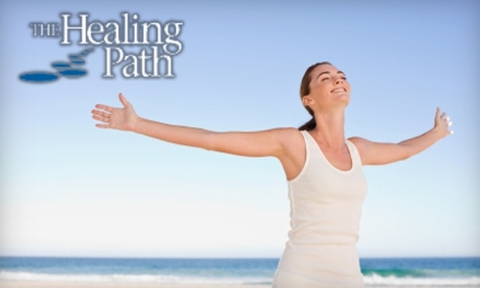 The Healing Path - Federal Hill-Montgomery: $59 for a 90-Minute Consultation and Acupuncture Treatment at The Healing Path ($150 Value)