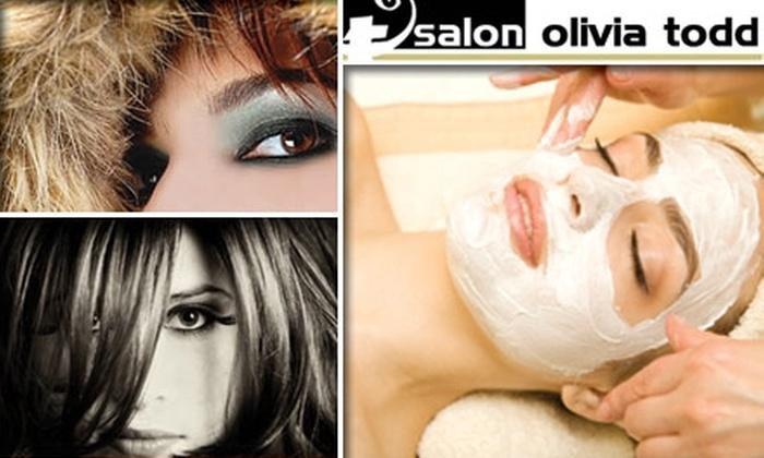 Salon Olivia Todd - East Chastain Park: $40 for $100 Worth of Haircuts, Waxing, Facials, and More at Salon Olivia Todd
