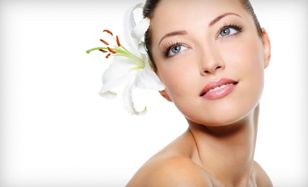 Three, Five, or Seven LED Sunspot-Removal Treatments at MicroSpa (Up to 57% Off)
