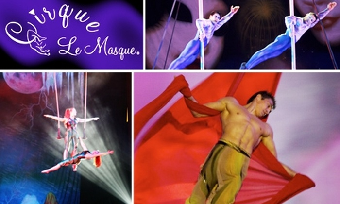 North Shore Center for the Performing Arts in Skokie - Skokie: $21 Tickets to Cirque Le Masque in Skokie on 11/28 at 8 p.m.