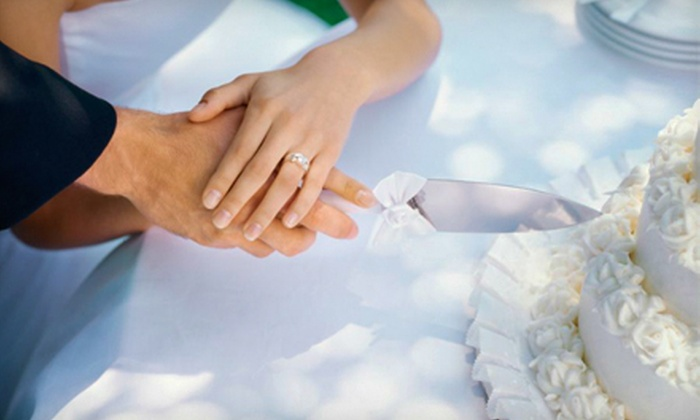 Nadine's Designs - South Portland: Wedding Cake from Nadine's Designs (Up to 67% Off). Three Options Available.