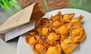 Paul's Poppers: Stuffed Wonton Poppers or Catering at Paul's Poppers – Hawaii (Up to 50% Off)