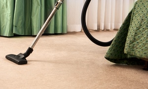 Ram Steam: Carpet Cleaning for Three or Five Rooms from Ram Steam (Up to 53% Off)