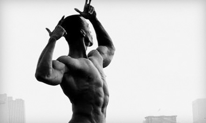 Naturally Intense - New York: $99 for Two Weeks of Personal Training from Naturally Intense (Up to $540 Value)