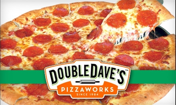 DoubleDave's Pizzaworks - Fort Worth: $7 for $15 Worth of Pizza at DoubleDave's Pizzaworks
