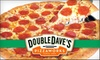 DoubleDave's Pizzaworks: $7 for $15 Worth of Pizza at DoubleDave's Pizzaworks