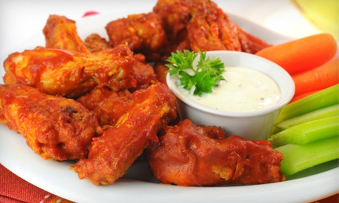 Nick's Pub - Cheltenham: Casual American Fare and Drinks or New Year's Eve Party at Nick's Pub (Half Off)