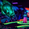 Up to 52% Off Black-Light Mini Golf and Bowling