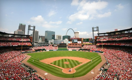 St. Louis Cardinals at Busch Stadium on Aug. 9-14: Left or Right Field Box Seating - St. Louis Cardinals in St. Louis