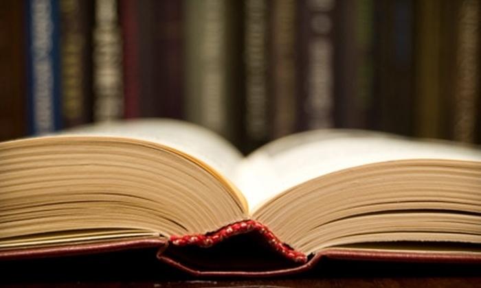 Black Oak Books - Southwst Berkeley: $10 for $20 Worth of Used Books at Black Oak Books in Berkeley