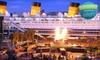 """""""The Queen Mary"""" - Long Beach: Dark Harbor Experience and Admission to """"The Queen Mary"""" (Up to 51% Off).  Five Dates Available."""
