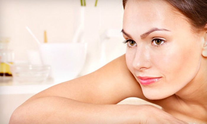 Enigma Day Spa & Wellness Center - Lutherville - Timonium: Aromatherapy Facial or Signature Anti-Aging Facial at Enigma Day Spa & Wellness Center in Lutherville (Up to 68% Off)