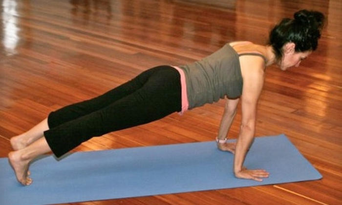 Jai Yoga - Braintree: $60 for One Month of Unlimited Yoga at Jai Yoga in Braintree ($145 Value)
