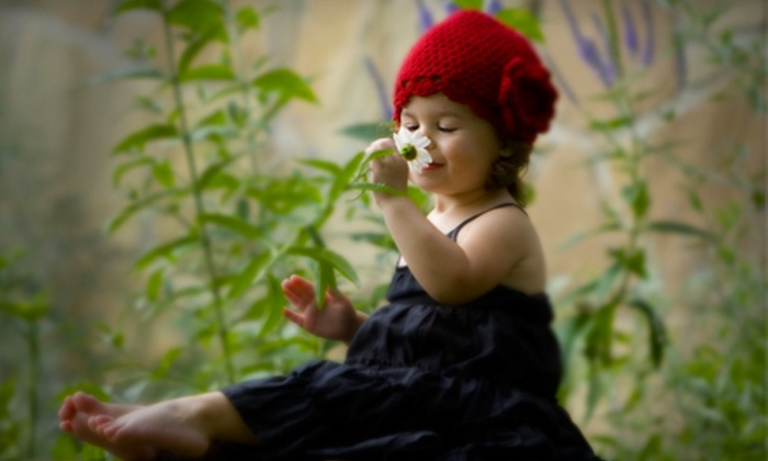 """Spotlight Photography - Multiple Locations: $60 for a Photo Shoot, Image Slideshow DVD, and 11""""x14"""" Portrait from Spotlight Photography ($385 Value)"""