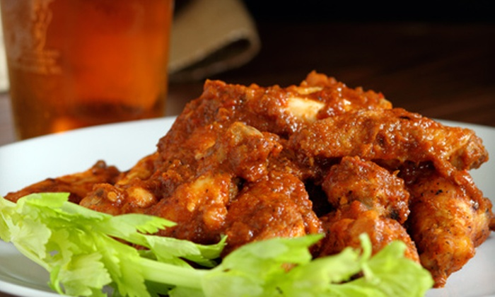 MVP's Sports Grill - Midtown: Appetizers and Beer for Four or Pub Fare at MVP's Sports Grill