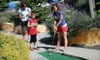 Tug Boat Junction Adventure Park - Harrison Hot Springs: $8 for Mini Golf, Train Ride, and Gold Panning at Tug Boat Junction Adventure Park in Harrison Hot Springs (Up to $17.50 Value)