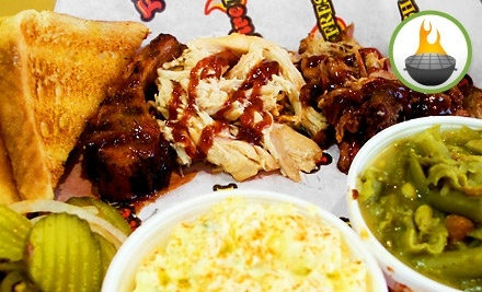 FireFresh BBQ: $15 Groupon for Dine-in - FireFresh BBQ in Louisville