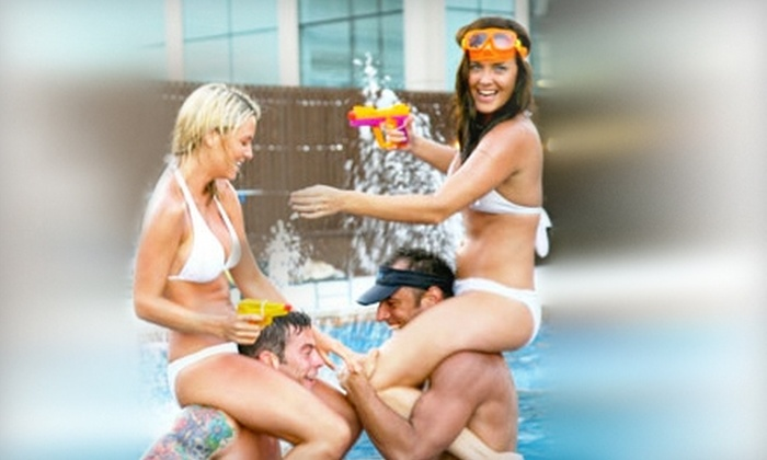 The Jones - Central Business District - Downtown: $99 for a Summer Rooftop Pool Pass to The Jones ($200 Value)