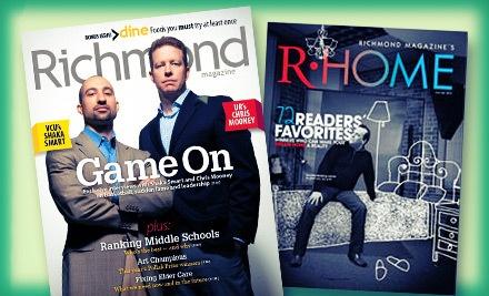 Richmond & R-Home - Richmond & R-Home in