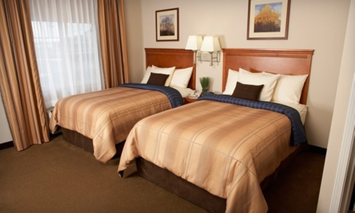 Candlewood Suites - Athens-Clarke County unified government (balance): Hotel-Stay Package at Candlewood Suites. Two Options Available.